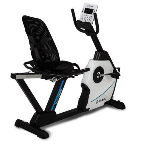 舒华836卧式健身车  SH-836  ECB电磁系统/手握心率感应/移动设备充电