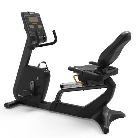 SHUA舒华高端商用卧式健身车S3-R  SH-B9618R