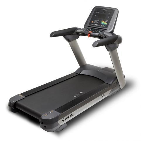 舒华V9商用电动跑步机  SH-5918  580mm豪华跑台/下坡跑步体验/多重运动呵护