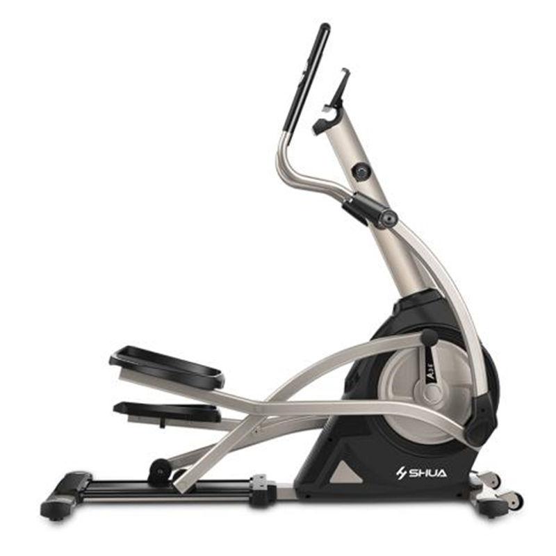 SHUA舒华 椭圆机家用静音磁控室内健身器械 太空漫步机SH-B5001    SH-B5001E