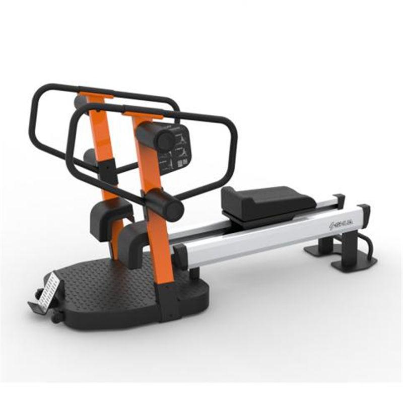多功能拉伸机    SH-G6912                                  满足全身各部位,不同肌肉群的拉伸放松,更专业的拉伸辅助功能设计